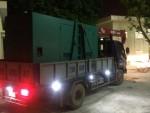 Cung cấp tổ máy phát điện cho Chung cư tại Hà Đông