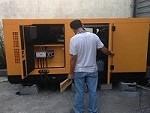 Lắp đặt và bàn giao Tổ máy 150 kva tại Thái Bình