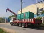 Lắp đặt và bàn giao tổ máy phát điện tại Thái Bình
